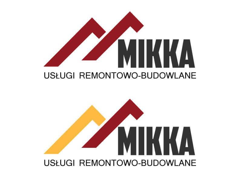 Projekt logo dla firmy remontowej