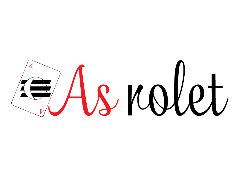 Żaluzje i rolety - projekt logo